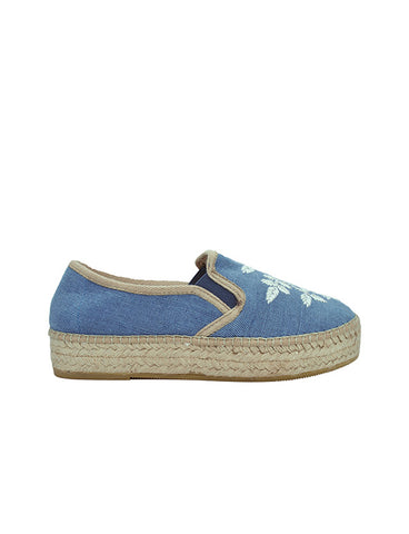 Espadrilles Women-Espadrilles Traditional Embroidery by Ethical & Sustainable Fashion Brand Mamahuhu