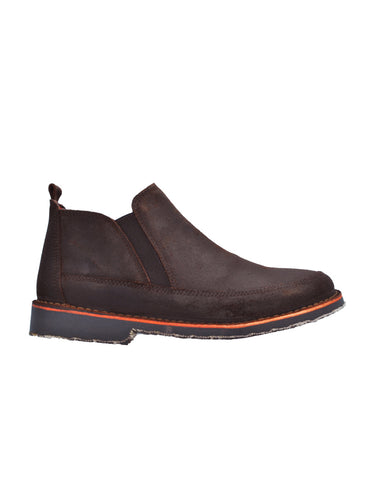 -Chocolate Chelsea Moccasin by Ethical & Sustainable Fashion Brand Mamahuhu