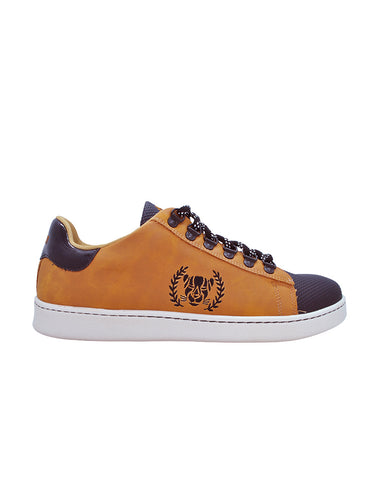Leather Men-Ethical Sneakers Wild Cat by Ethical & Sustainable Fashion Brand Mamahuhu