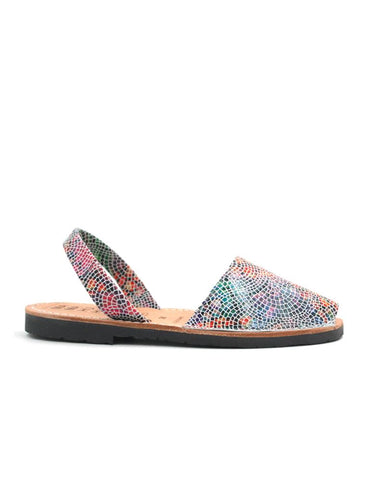 -Menorquina Gaudí Flat by Ethical & Sustainable Fashion Brand Mamahuhu