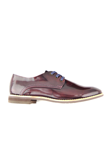 Deals-Riviera Moccasin Wine by Ethical & Sustainable Fashion Brand Mamahuhu