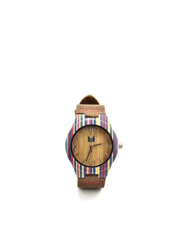 Bamboo Watch Rainbow Women/Men