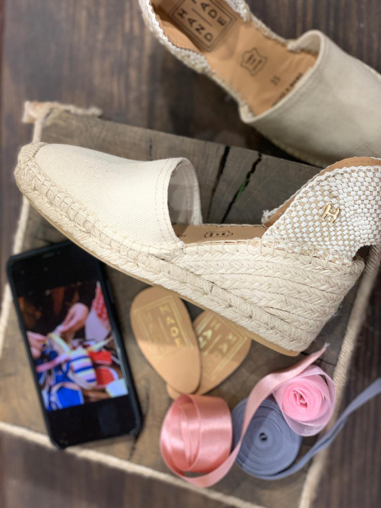 Premium DIY Pack: Learn How to Make Your Own Espadrilles
