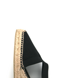 Espadrilles Women-Espadrilles Wedge Night by Ethical & Sustainable Fashion Brand Mamahuhu