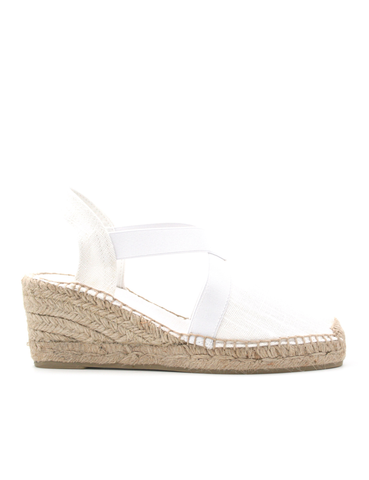 Espadrilles Wedge Snow