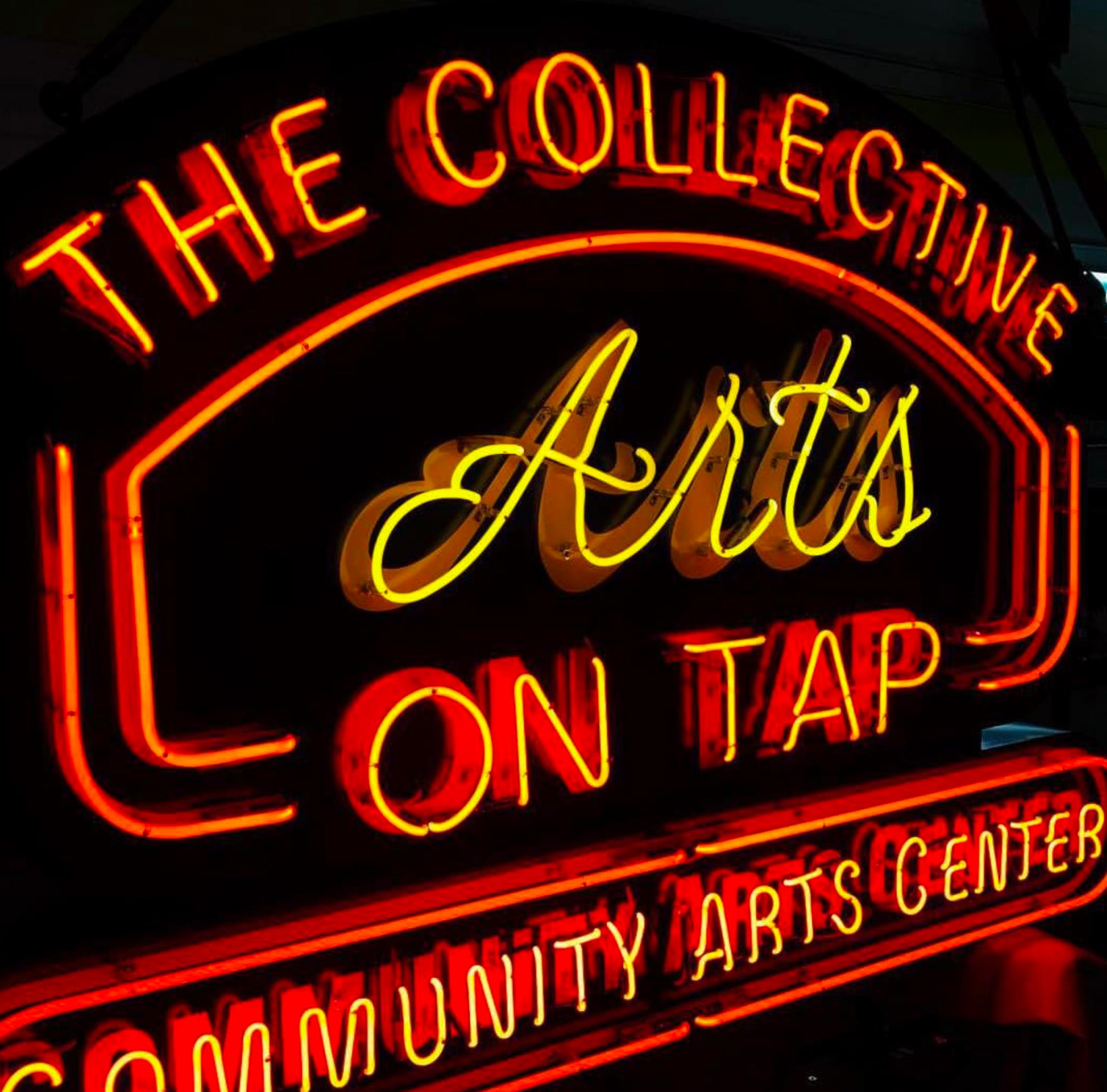 lettepress art print show old town lafaytte colorado local printmaking the collective woodtype posters