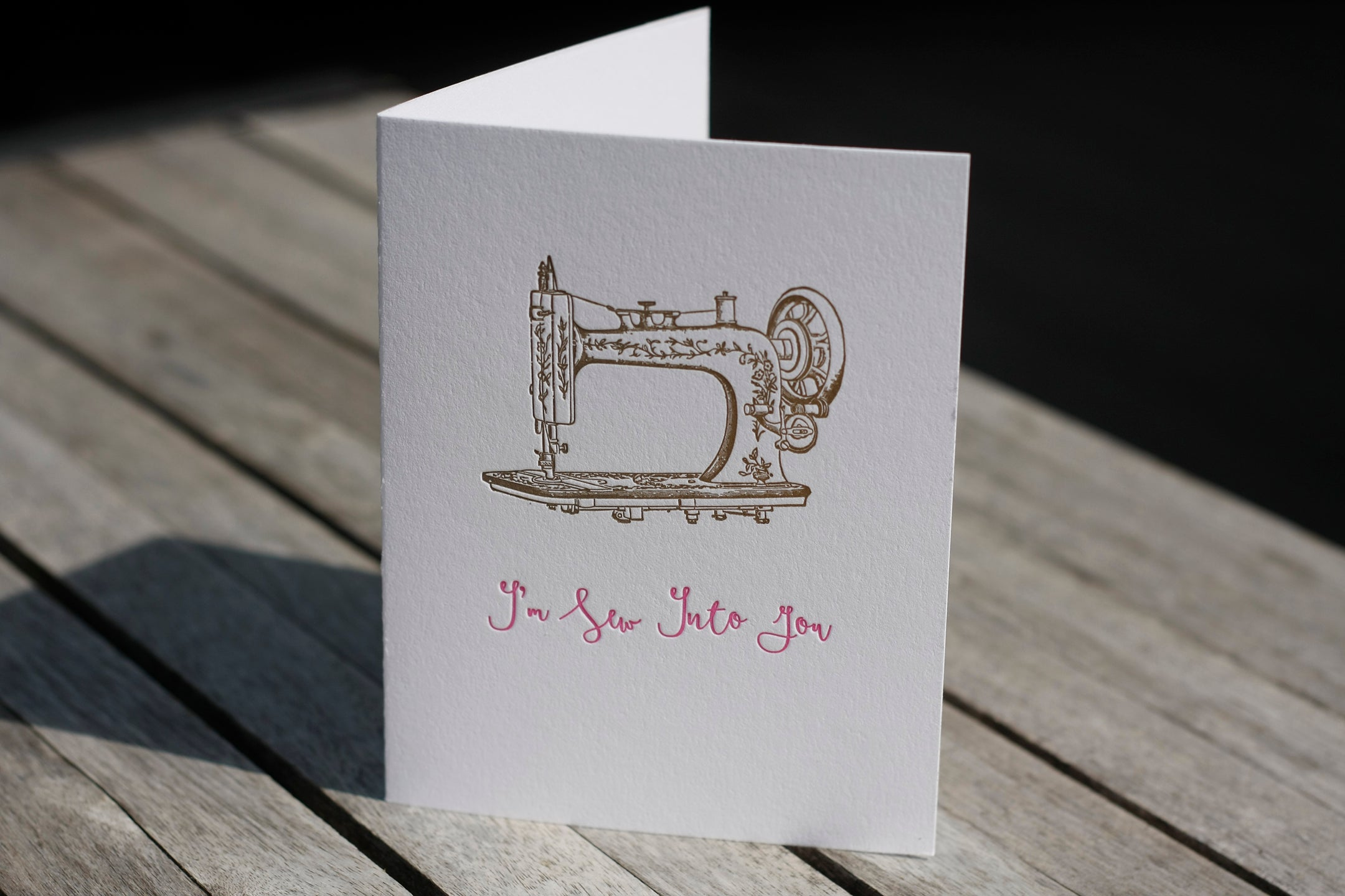 letterpress greeting cards custom printing humor fun ligh hearted greeting cards modern clean simple crane lettrea