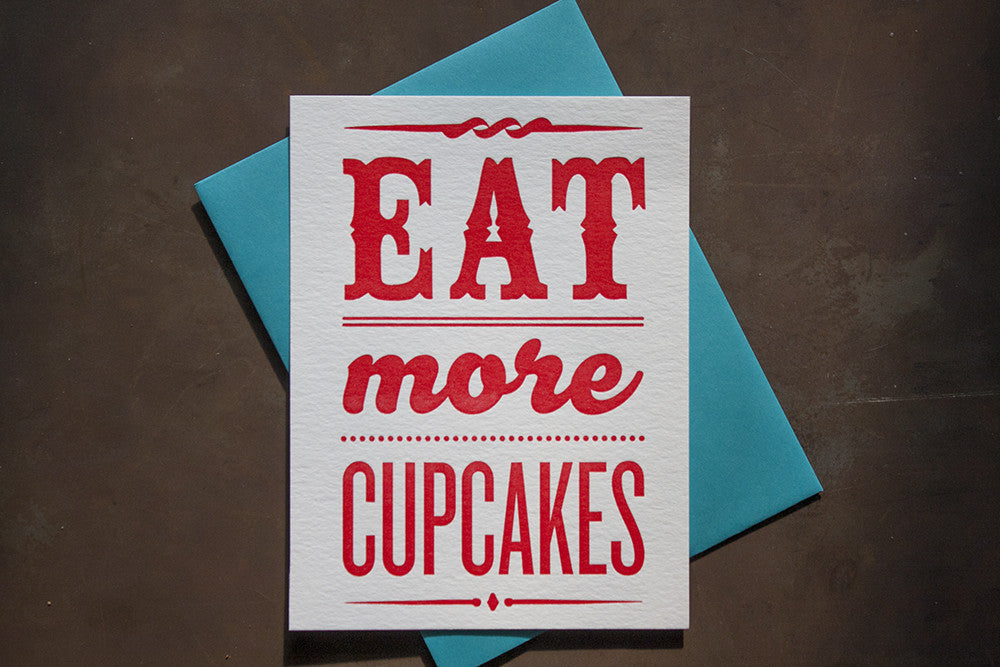 Eat More Cupcakes