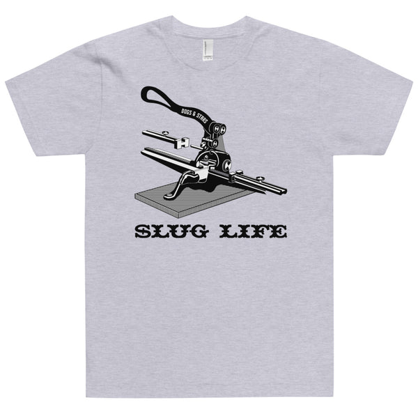 Men's Slug Life Letterpress T-shirt