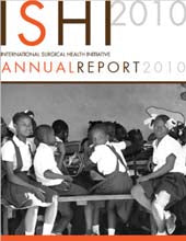 ISHI Annual Report 2010