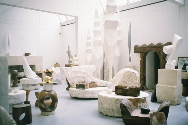 <I>Focus:</I> Inside the world of Brancusi