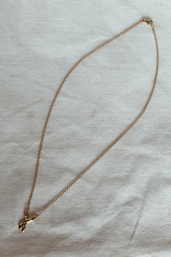 Mini Torse Necklace - By Holly Ryan