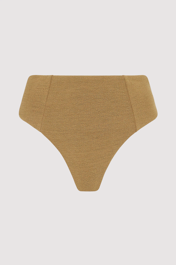Lou Bottom Boucle - Caramello - By Ziah