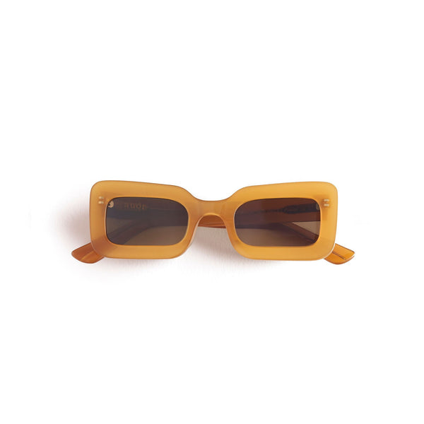 Franca Sunglasses Caramel - By Auor