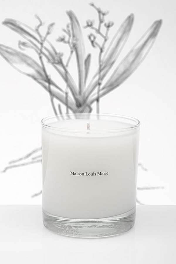 No. 02 Le Long Fond Candle - By Maison Louis Marie