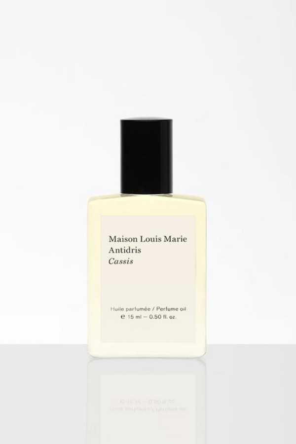 Antidris Cassis Perfume Oil - By Maison Louis Marie