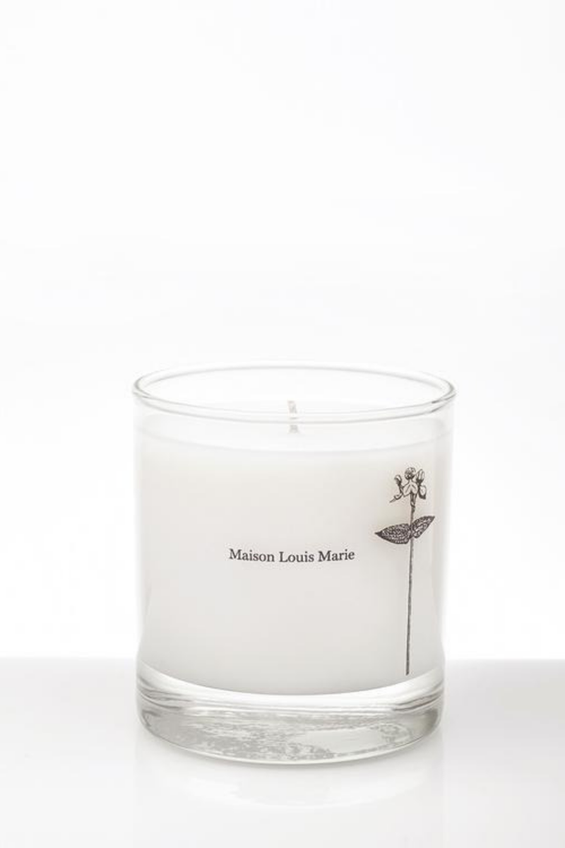 Antidris Cassis Candle - By Maison Louis Marie