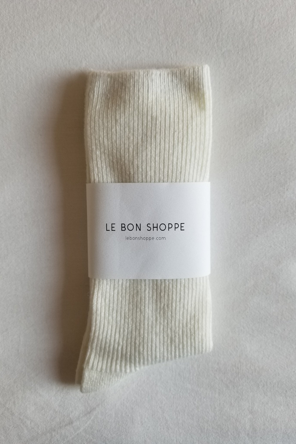 Grandpa Socks - Sugar - By Le Bon