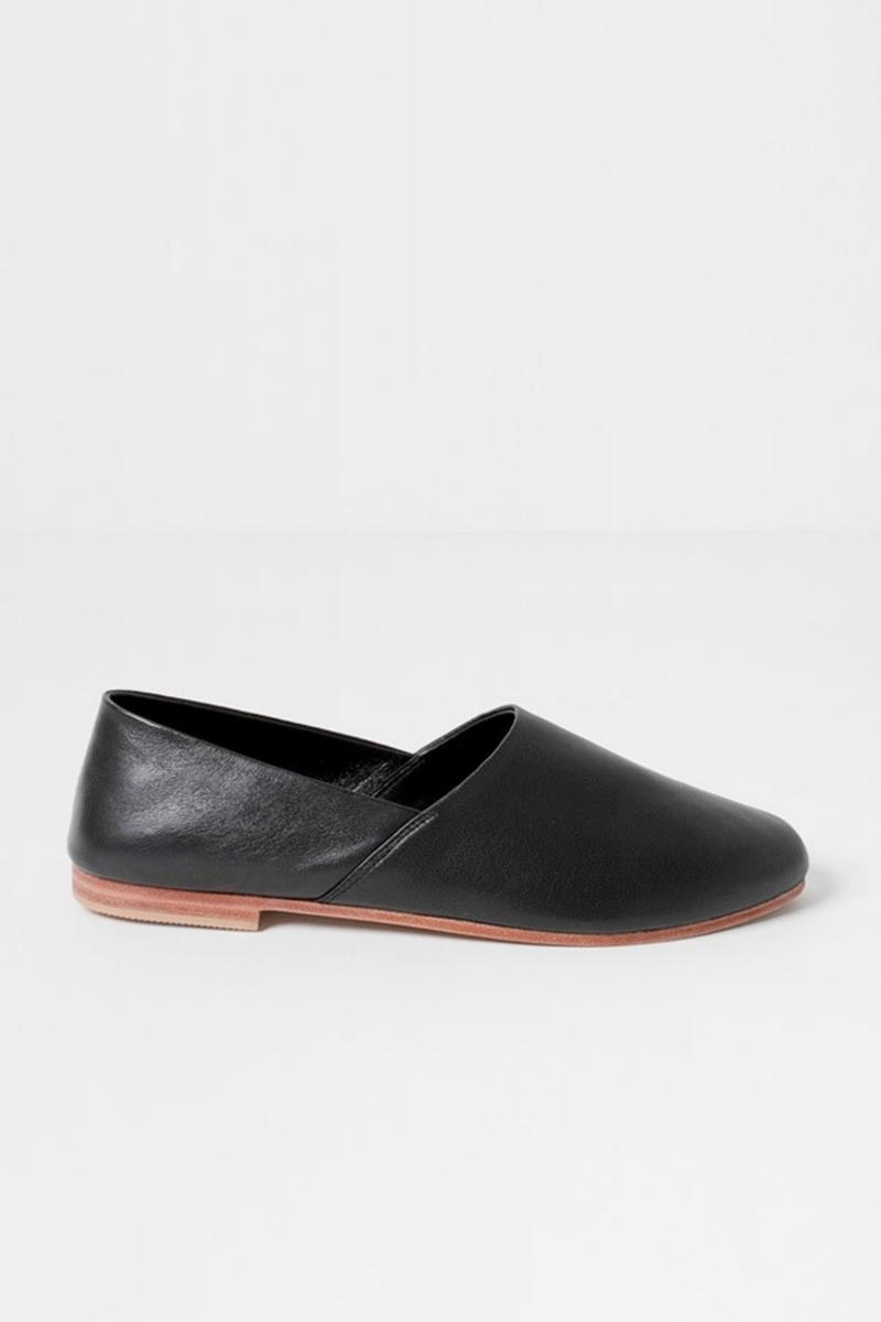 ST AGNI X DRESLYN George Glove Shoe - Black