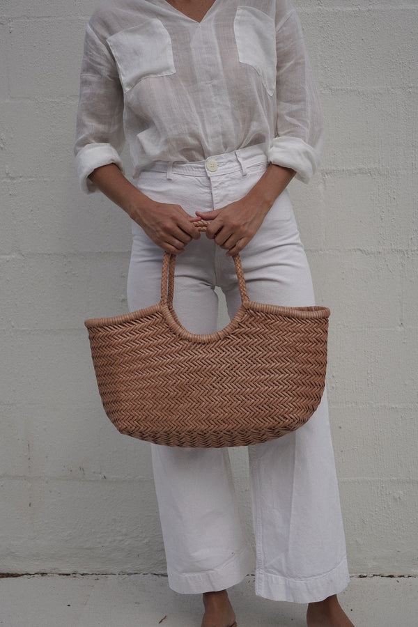 Nantucket Basket Natural - By Dragon Diffusion