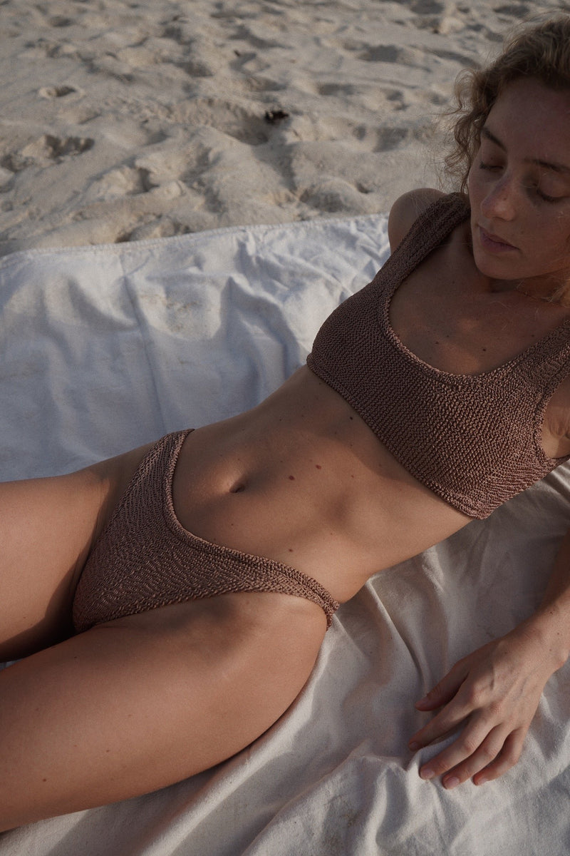 Cropped Bikini - By Hunza G