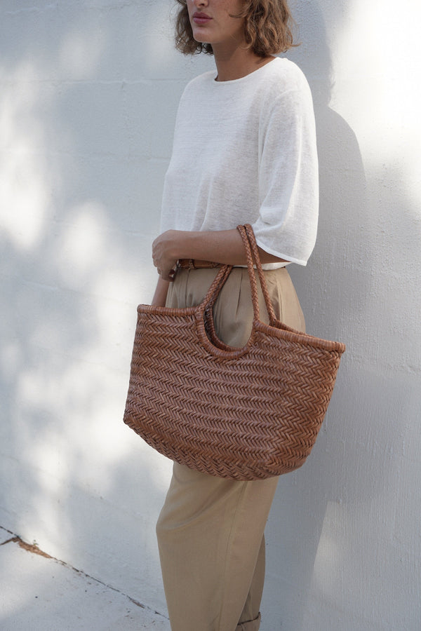 Nantucket Basket Tan - By Dragon Diffusion