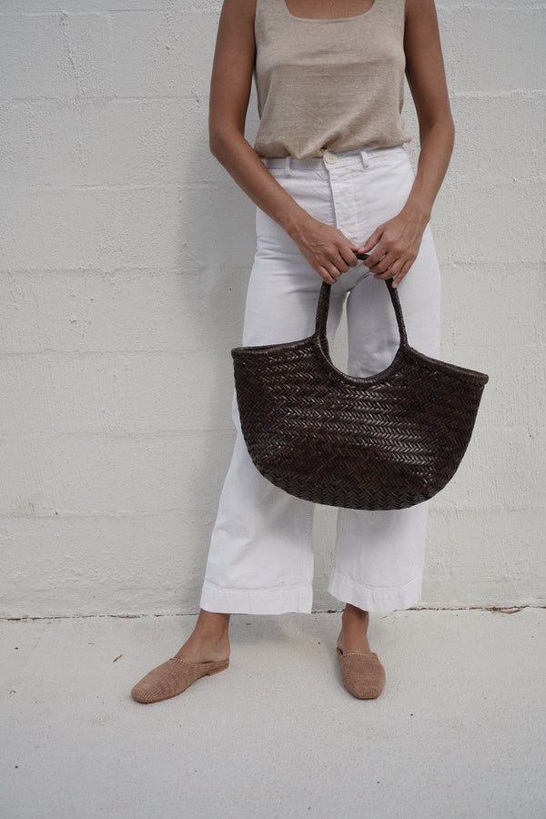 Nantucket Basket Dark Brown - By Dragon Diffusion