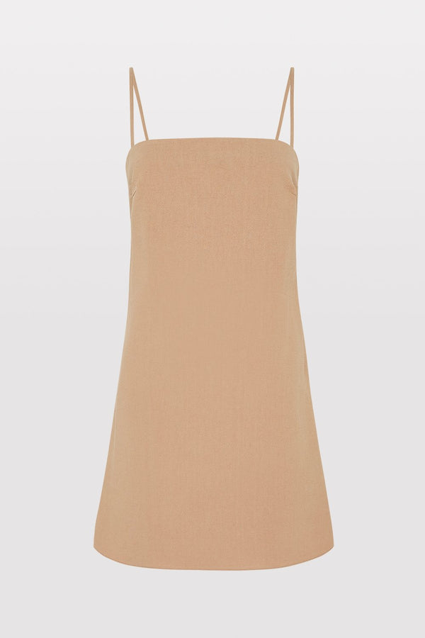 Anzu Dress - Taupe