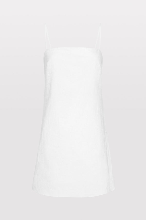 Anzu Dress - Vintage White