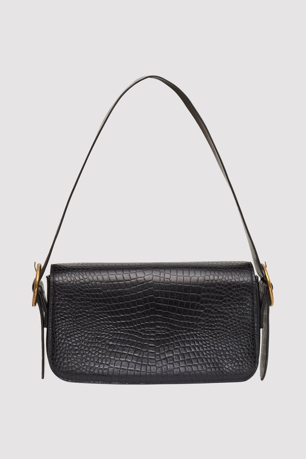 Bianca Shoulder Bag - Black