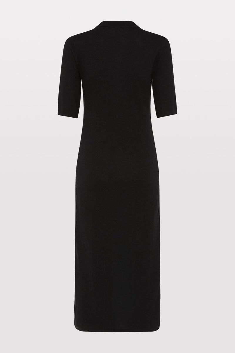 Chieko Knit Dress - Black