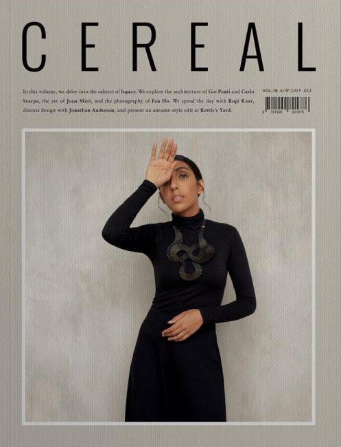 Cereal Magazine - Volume 18