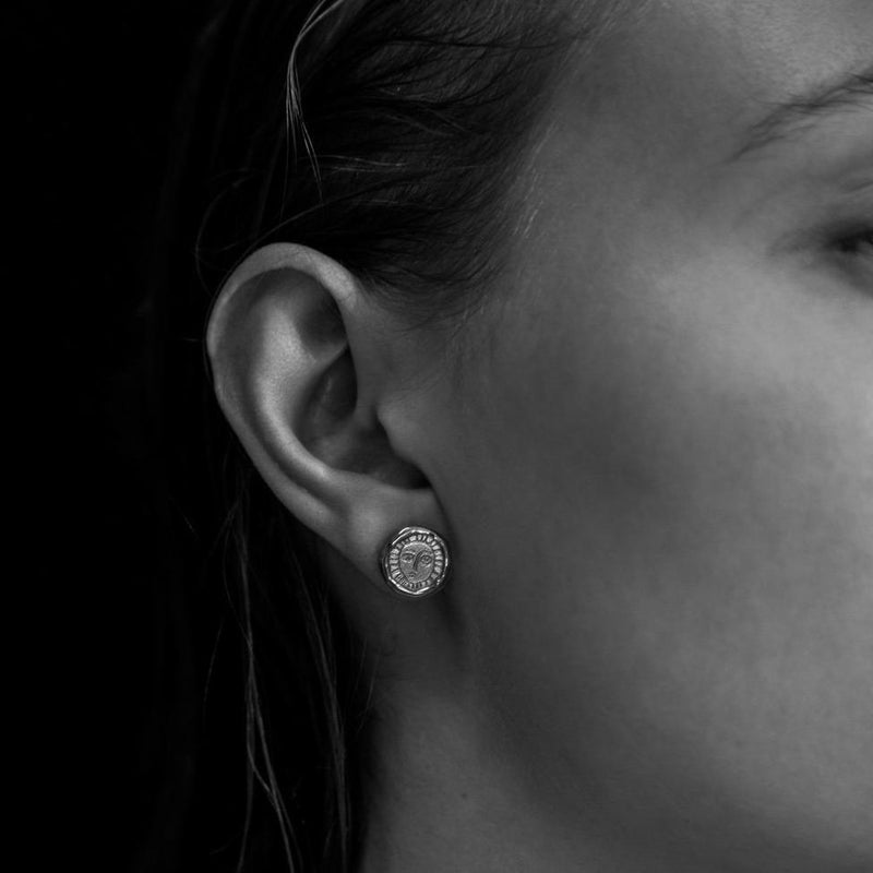 Picasso Stud Earrings - By Holly Ryan
