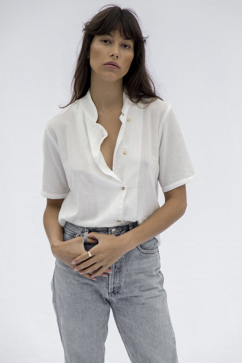 Nomi Shirt - Off White