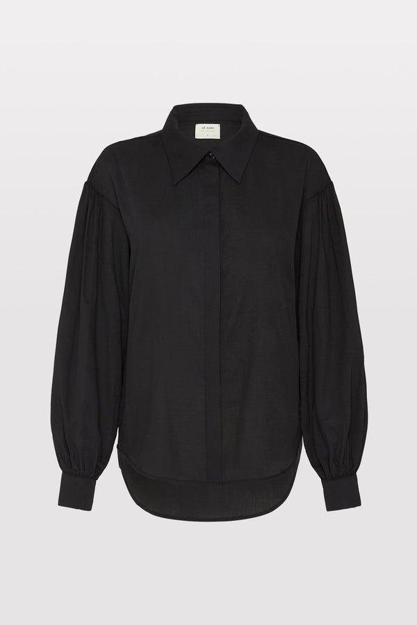 Daiki Shirt - Black