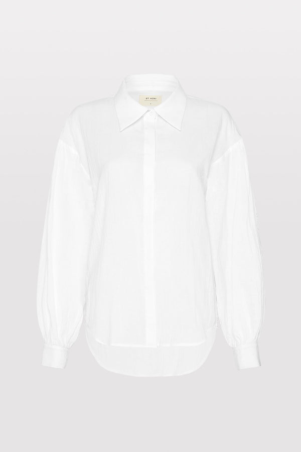 Daiki Shirt - White