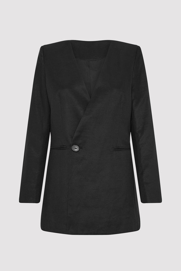 Louis Blazer - Black