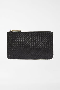 Louis Zip Pouch - Black