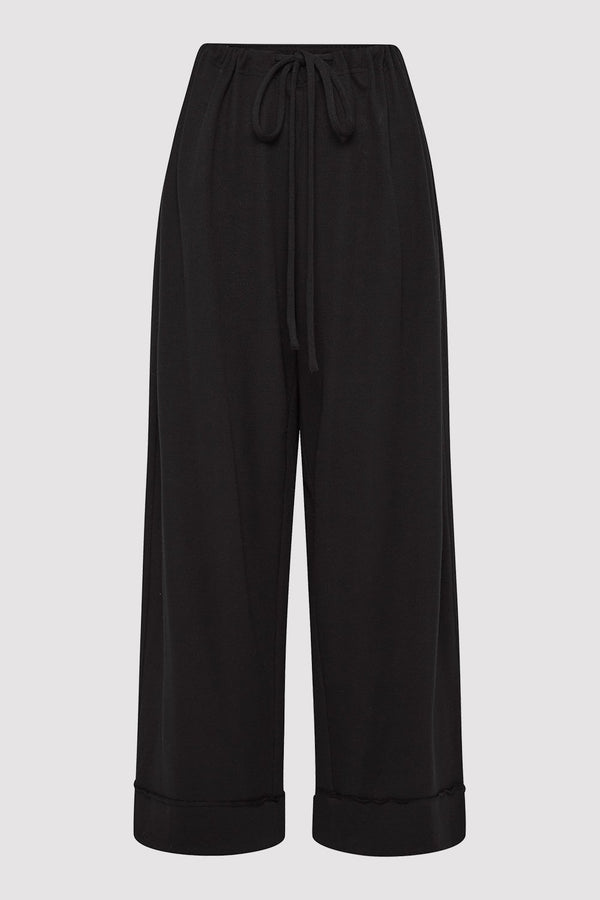 Odile Lounge Pants - Black