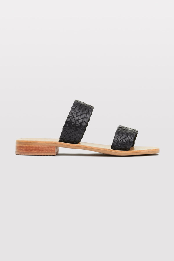 Piers Slide - Black