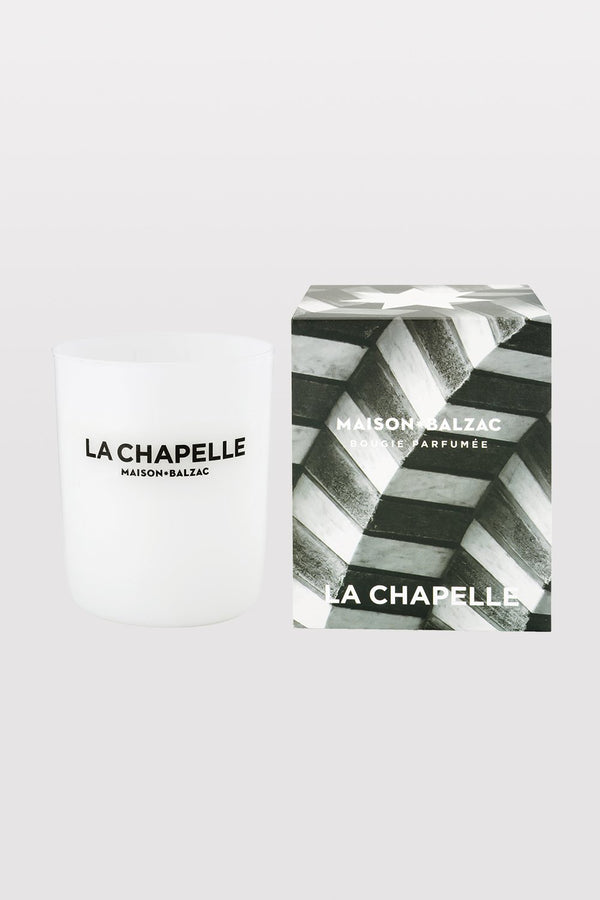 La Chapelle Candle - By Maison Balzac