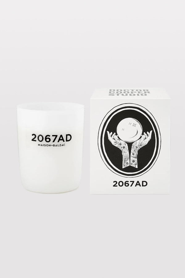2067AD Candle - By Maison Balzac