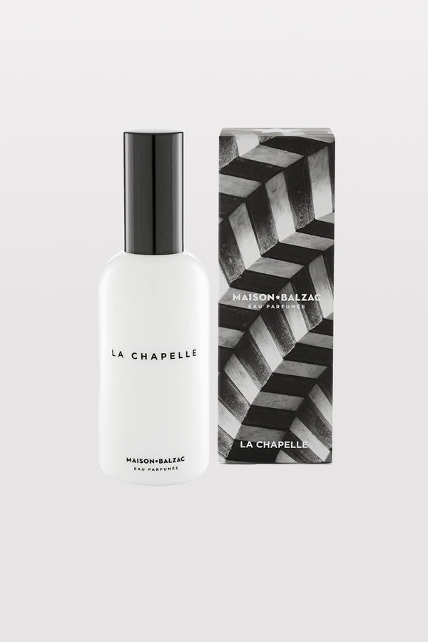 La Chapelle Scented Water - By Maison Balzac