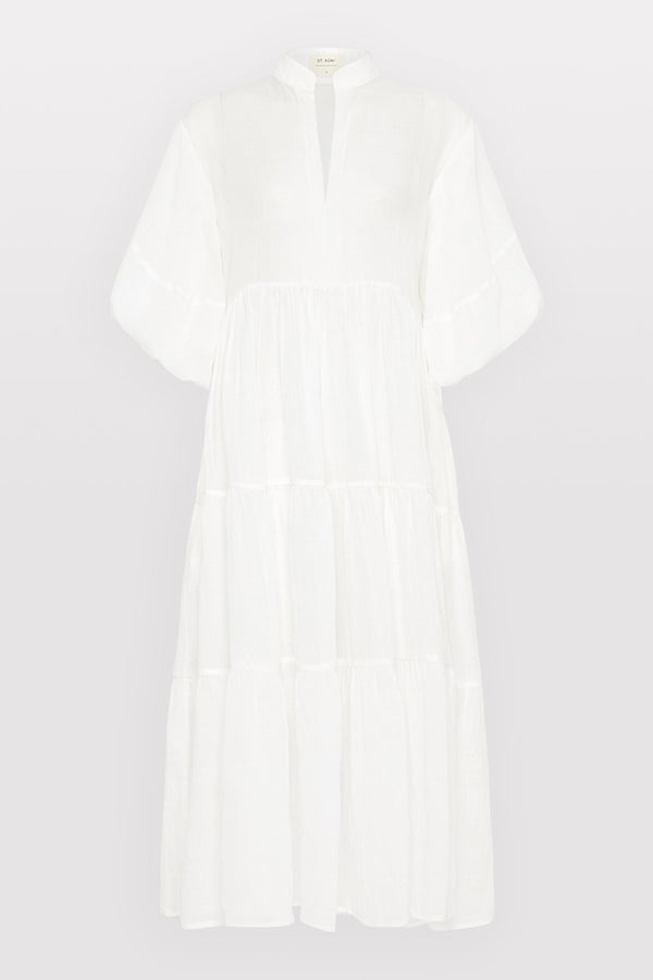 Ranger Dress - White