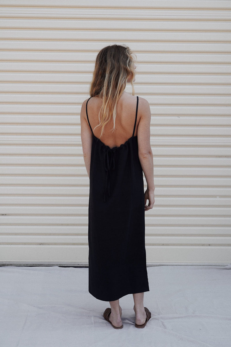 Aimee Dress - Black