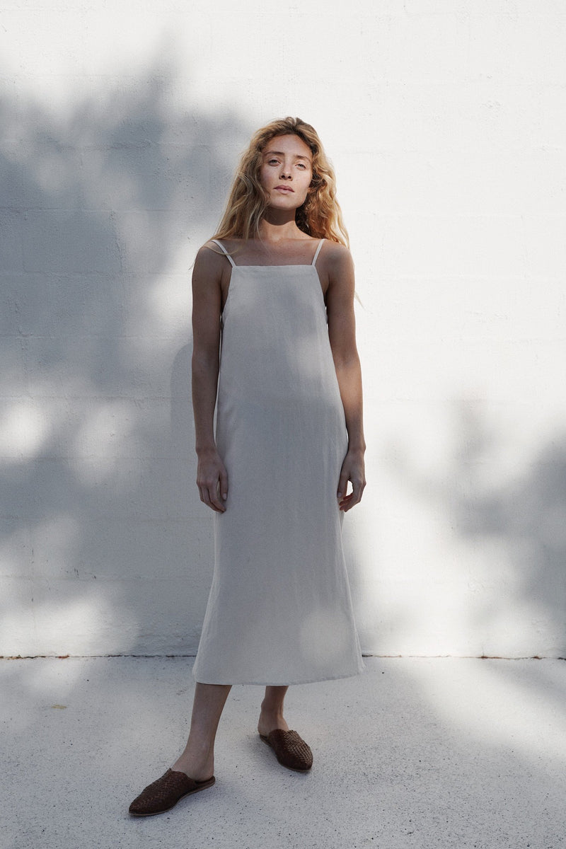 Aimee Dress - Off White