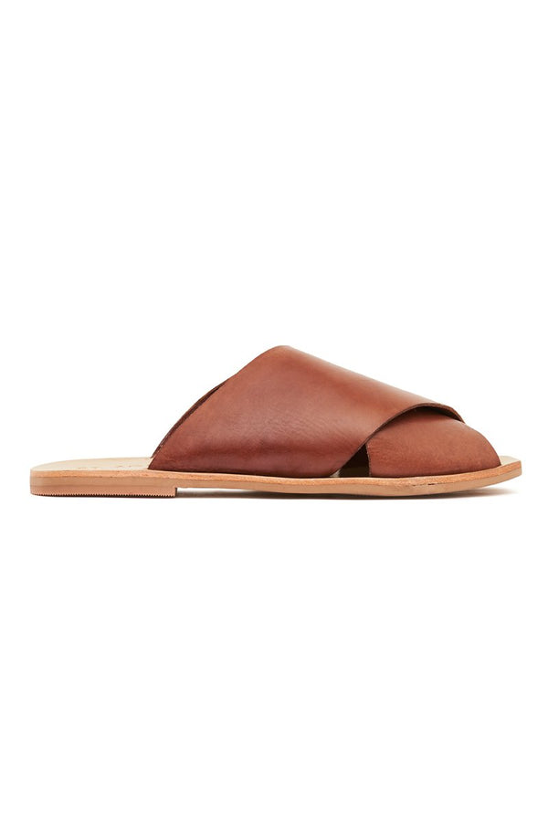 Gulliver Slide - Antique Tan