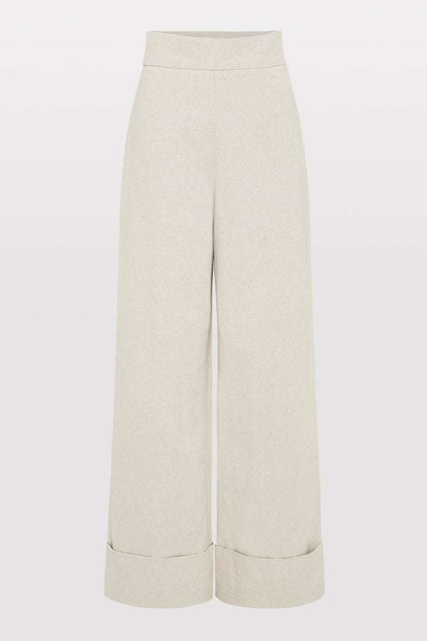 Sade Pants - Natural