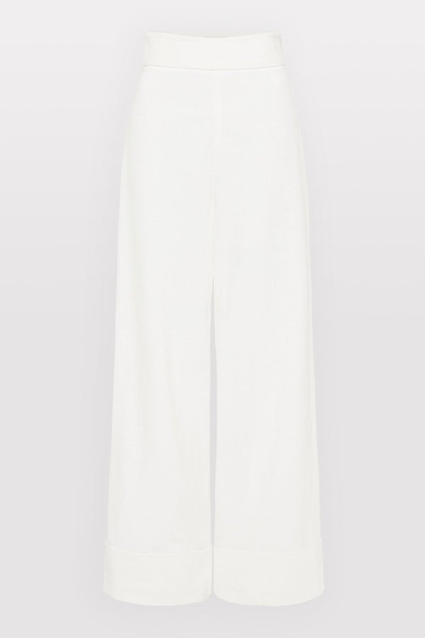 Sade Pants - White