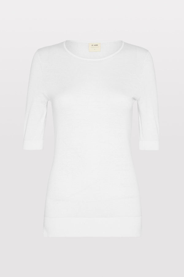Sai Knit Top - Off White